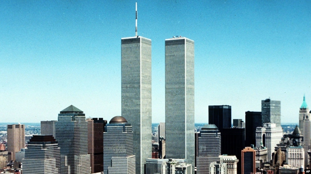 The World Trade Center opened in 1973