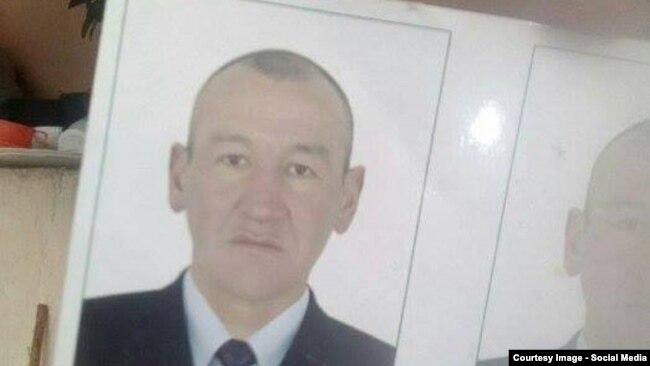 Абдирашит Салиев