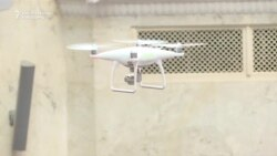 Drone Disrupts Ukrainian Parliament
