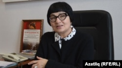 Розалия Нургалиева