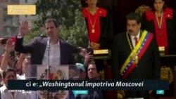 Cum prezintă presa rusă evenimentele din Venezuela