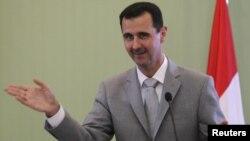 Presidenti i Sirisë, Bashar al-Asad