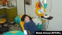 عيادة للاسنان للاطفال بالعاب واقلام كارتون