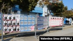 Publicitate electorală, la Bălți