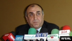 Ադրբեջանի արտգործնախարար Էլմար Մամեդյարով