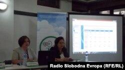 Славица Переска, претседател на мрежата на инспектори за сообраќај при ЗЕЛС.