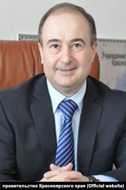 Министр здравоохранения Красноярского края Борис Немик