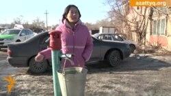 Астана избавляется от колонок c водой