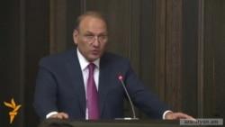 Կառավարությունն ամփոփել է ստվերի դեմ պայքարի առաջին ամիսը