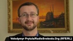 Заступник голови Меджлісу кримськотатарського народу Нариман Джелял