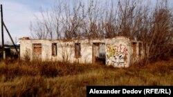 Село Мостовское. Бывшая общественная баня