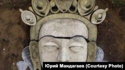 Скульптура Будды сострадания – Арья Балы