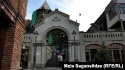 Վրաստան - Թբիլիսիի Սուրբ Գևորգ եկեղեցին, հունիս, 2014թ․