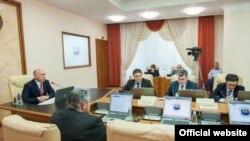 La ședința guvernului