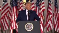 Trump laudă răspunsul administrației sale la provocarea Covid-19, susține că Joe Biden ar fi un pericol pentru America