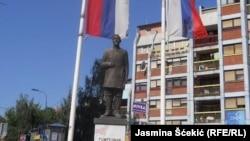 Severna Mitrovica, centar grada