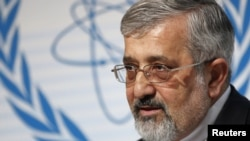 Iran's International Atomic Energy Agency envoy Ali Asghar Soltanieh