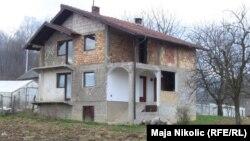 Selimovićeva kuća u selu Svojat