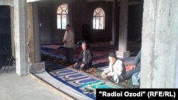 Тажикстандын Хатлон облусундагы мечит