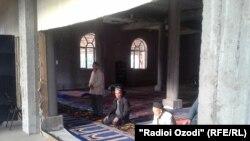 """Масҷиди """"Абӯбакри Сиддиқ""""-и Қӯрғонтеппа"""