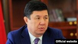 Темір Сариев, Қырғызстанның бұрынғы премьер-министрі.