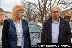 Марина Дубровіна та Докка Іцлаєв