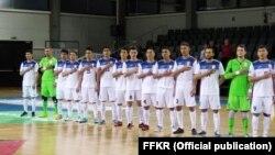 Национальная сборная Кыргызстана по футзалу.