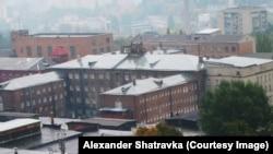 Та самая Днепропетровская психиатрическая больница