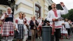 Песни против дубинок: что поют протестующие в Беларуси