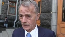 Джемілєв про захист прав корінного народу Криму (відео)