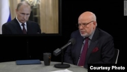 Глава Совета при президенте РФ по правам человека Михаил Федотов