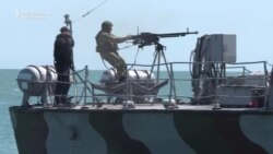 Russia-Ukraine Tensions Rise In Sea Of Azov