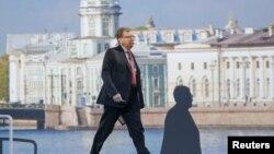 Алексей Кудрин на Петербургском экономическом форуме - 2015