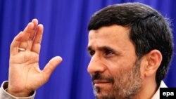 Mahmud Ahmedinejad - President i Iranit