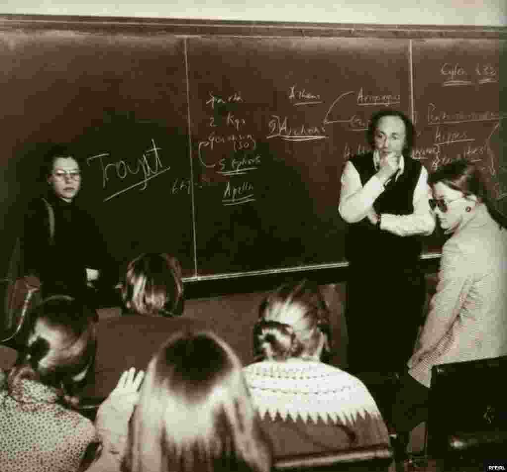 Бродский в Нью-Йорке. Учитель поэзии #4