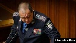 Міністр внутрішніх справ України Анатолій Могильов зажадав прав на «більшу жорсткість» для приборкання протестів