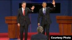 Дебаты 3 октября 2012