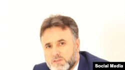 Umarali Quvvatov, udhëheqësi i opozitës 'Grupi 24'