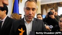 Ддодситони кулли Украина Руслан Рябошапка