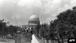 Jerusalim tokom šestodnevnog rata 1967.
