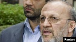 ირანის საგარეო საქმეთა მინისტრი მანუჩერ მოთაქი