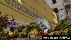 Moldova în zi de doliu după atacurile teroriste de la Paris
