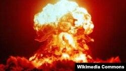 Ілюстраційне фото. Перше ядерне випробування в Індії, 1974 рік