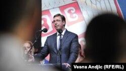 Aleksandar Vučić, Busije, 4. avgust 2016.