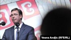 Aleksandar Vučić, predsjednik Vlade Srbije