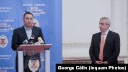 Călin Popescu Tăriceanu se aliază cu Victor Ponta.