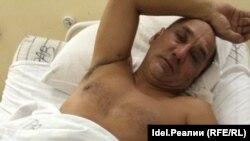 Венер Мардамшин после пыток