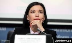 Голова правління Громадянської мережі «Опора» Ольга Айвазовська