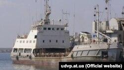 Шаланда «Дунайська-603»