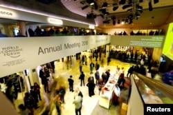 Ekonomija preuzima primat nad politikom koja je sve zavisnija od nje (Foto: Forum u Davosu 2019.